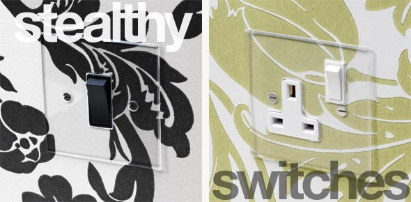 Stealthy Electric Switches