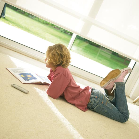 Child Safe Roller Blinds