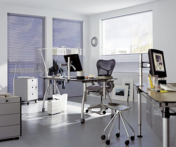 Interior Design Workplace