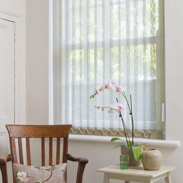 Sheer Vertical Blinds