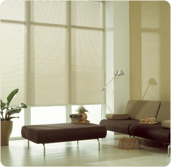 Electric blinds controliss blinds news for Blinds for tall windows