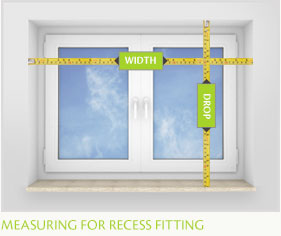 recess fitting