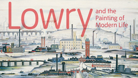 Lowry-Exhibition-Tate-Britain