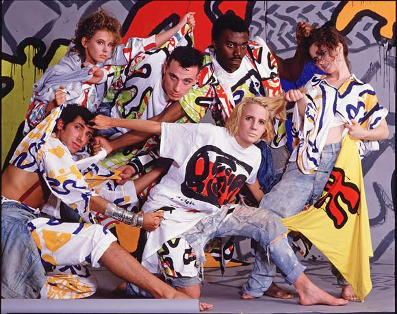 V&A Club to Catwalk London Fashion in the 1980s
