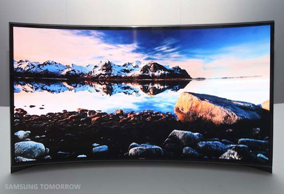 Samsung-Curved-oled-TV