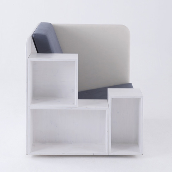 StudioTilt OpenBook Chair