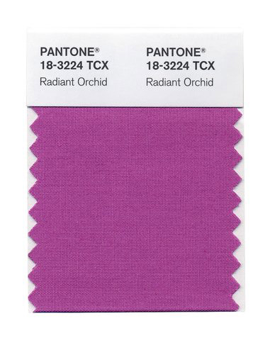 Pantone Colour of the Year 2014