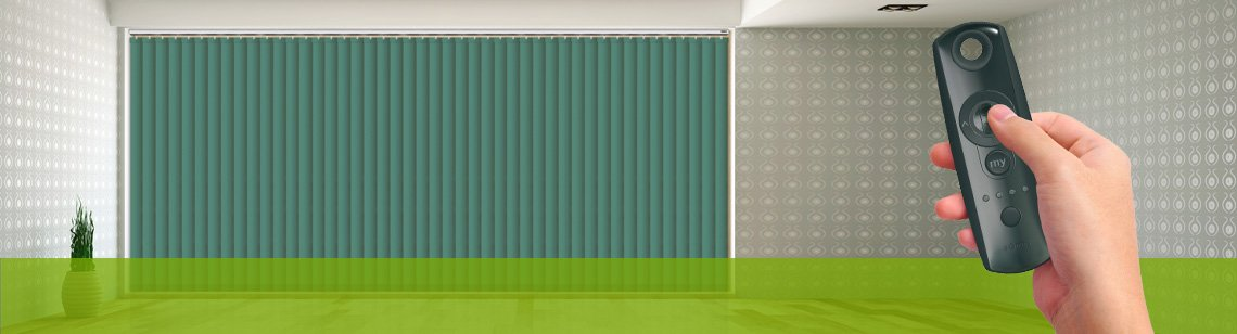 Electric Vertical Blind