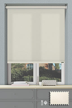 Made to Measure Electric Remote Control Roller Blinds UK