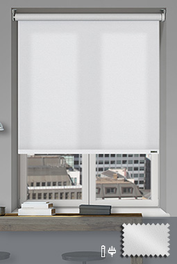dawn blinds motorised mercury control venetian remote window electric