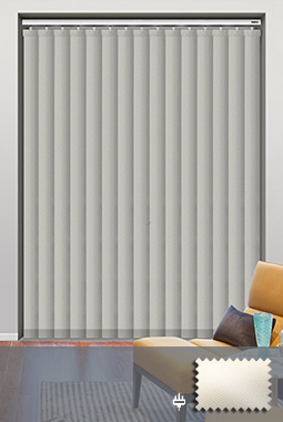 Made To Measure Electric Remote Control Vertical Blinds Uk