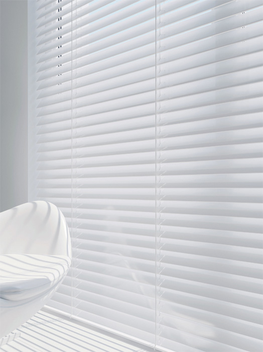 Remote Control Wood Blinds